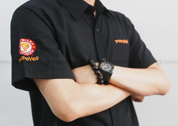 Thành phần của áo đồng phục