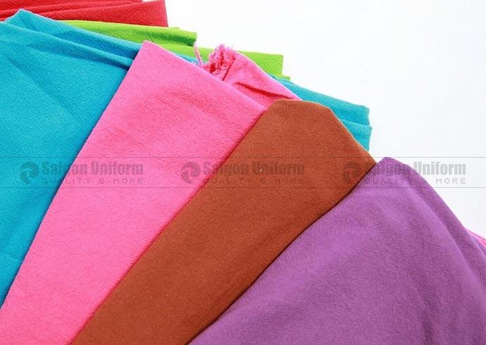 Các loại vải - Vải cotton
