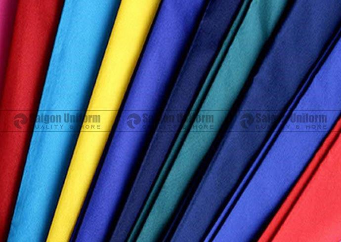 Cấu tạo vải thích hợp sử dụng cả hai mặt trong và ngoài